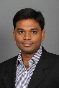 Sumesh Rahavendra, Vice President of Sales for DHL Express Sub Saharan Africa