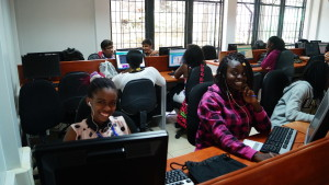 Some of the attendees of the USIU- Africa Tech Republic Africa Innovation Bootcamp