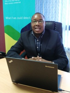John Busunkwi. Regional Director. NetGuardians. Eastern Africa