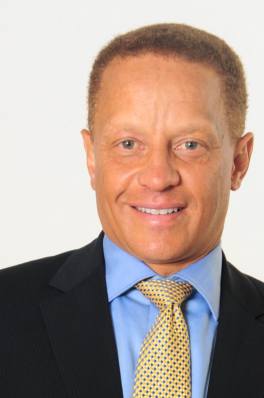 Nicholas Nesbitt, IBM Gneral Manager for East Africa