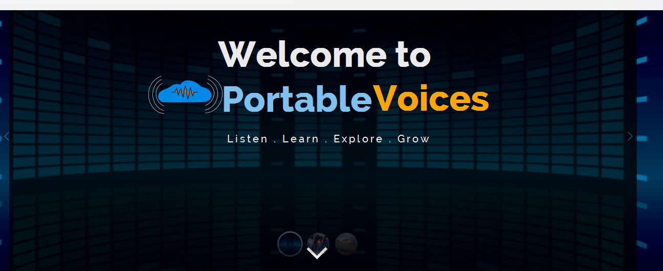 Portable Voices