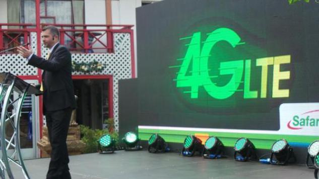 Safaricom-4G