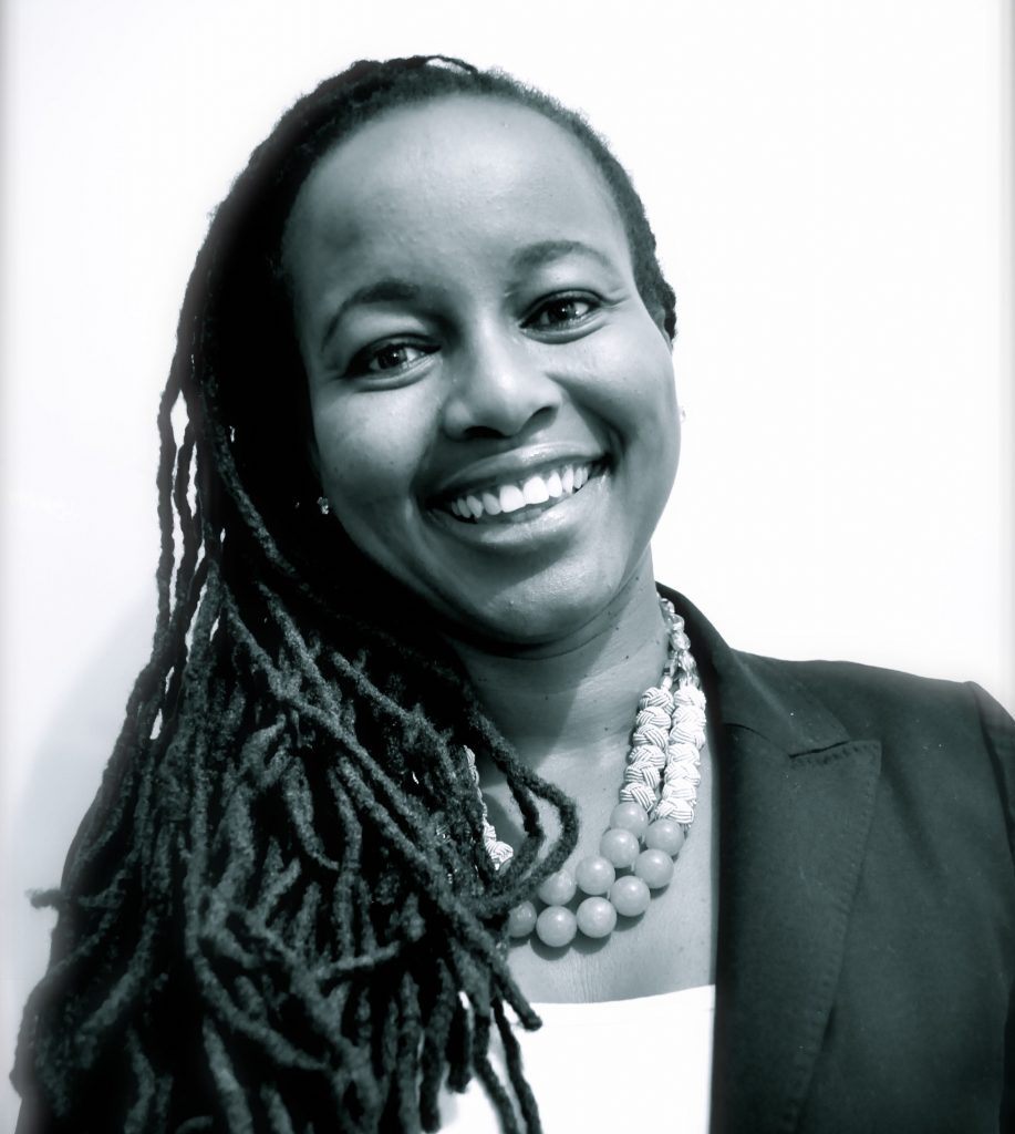 Wambui Kinya, Andela's new Chief Strategy Officer. Kinya will spearhead Andela's partnership strategy and expansions plans in Africa