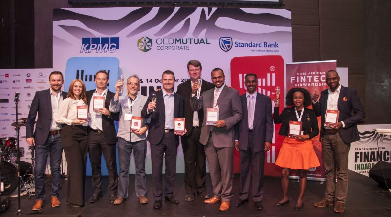 Cellulant beats Mpesa to win Best Payments and Transfers Company Award at African FinTech 2016