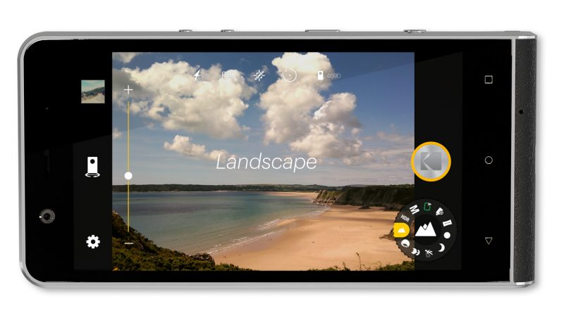 Meet Kodak Ektra, Kodaks's new 21-Megapixel Rear Camera smartphone