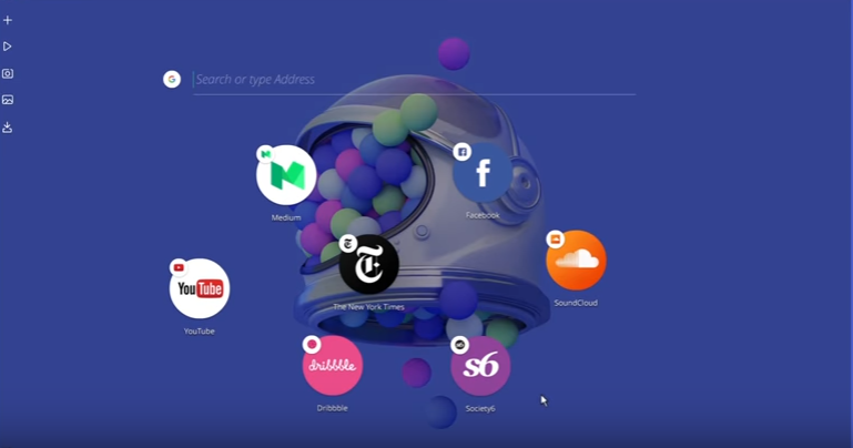 Meet Opera Neon, Opera's vision for the future of web browsers