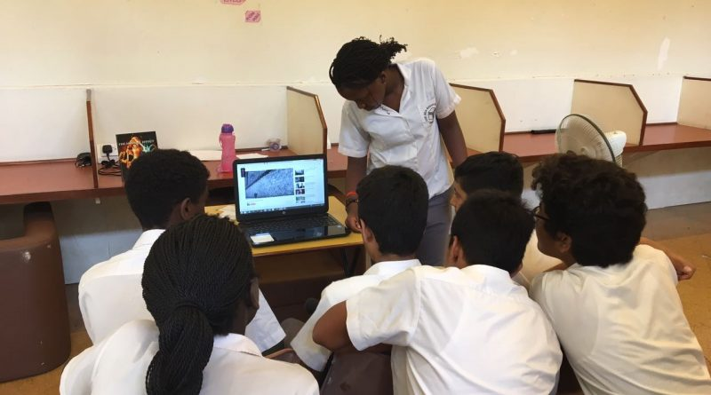 Aga Khan Academy Mombasa students showcase projects to address key challenges in Kenya