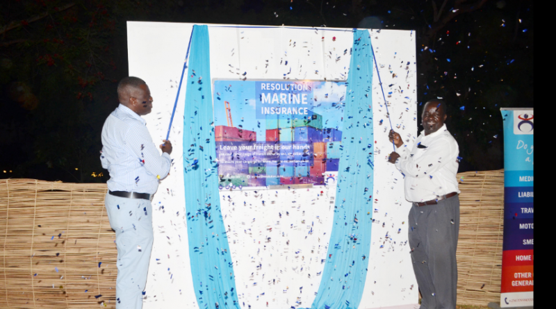 Resolution Insurance launches Marine Cargo Insurance Cover