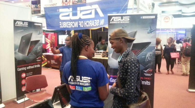 Asus showcases its products at Ongea Festival, boasts of amazing products and features