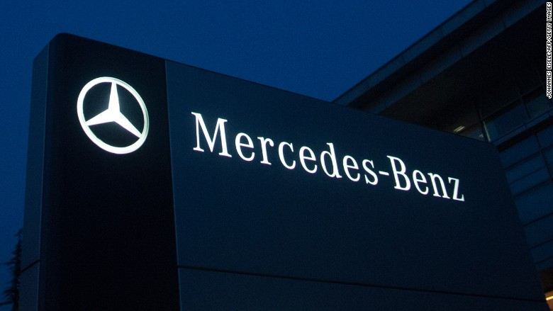 Mercedes to recall 1 million vehicles globally after fires