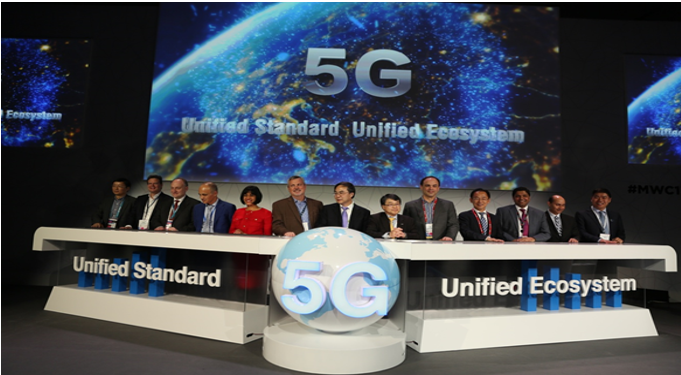 Major operators and vendors commit to promote unified global 5G standards