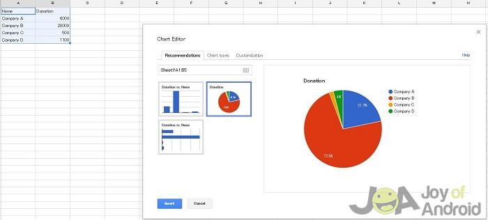 Chart-Editor