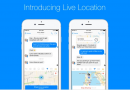 Facebook adds Live Location Sharing feature to Messenger