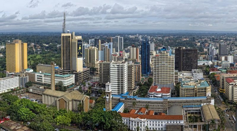 Nairobi rank top destination for Fortune 500 companies establishing international headquarters