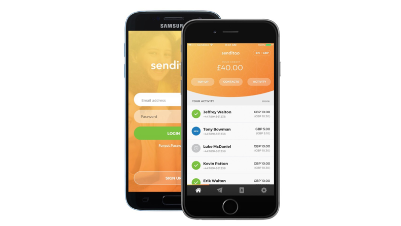 Tech startup Senditoo launches super-fast mobile airtime transfer app
