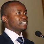 ICT Cabinet Secretary Joe Mucheru