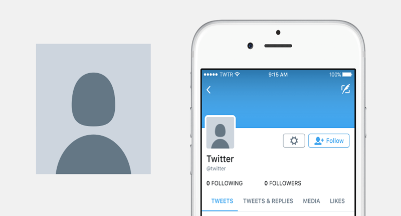 Twitter is getting rid of its default '' egg '' profile picture