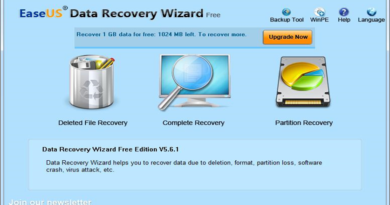 Data Recovery is Made Convenient with EaseUS Data Recovery Wizard