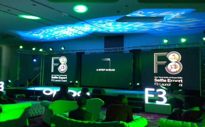 Oppo F3 With Dual Selfie Camera Launches in Kenya for Kshs. 33,000