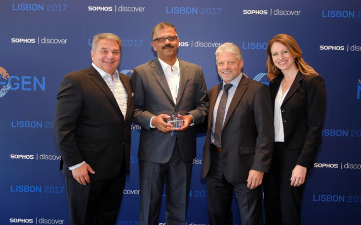 2017 New Partner of the Year, NEEMEA – Batelco