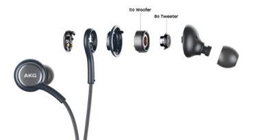 In-box earphones