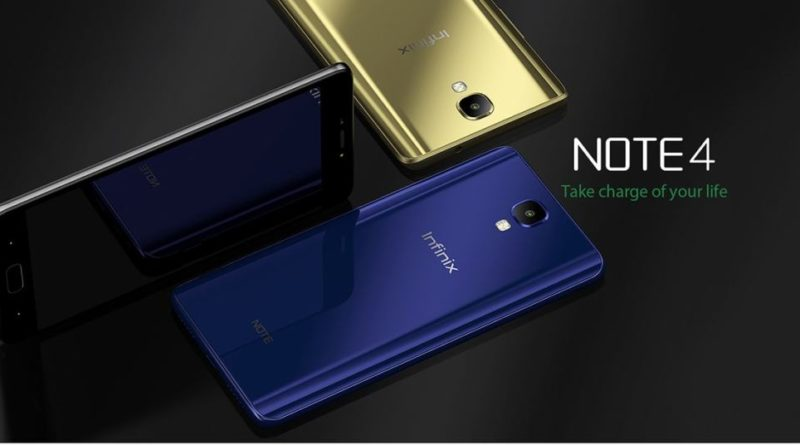 Infinix Mobile is teasing the Infinix Note 4, here is what to expect