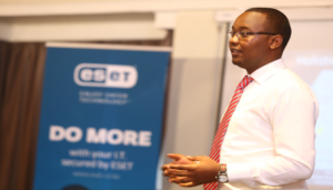 Teddy Njoroge - ESET E.A. Country Manager - Kenya