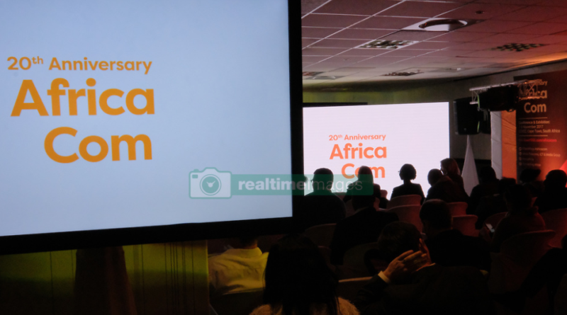 AfricaCom 2017 packs a punch with global speaker line-up