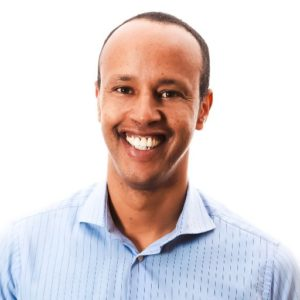 Sebuh Haileleul, Microsoft Country Manager for East Africa