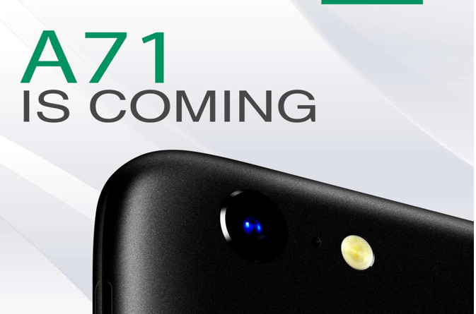 OPPO is launching the OPPO A71 in Kenya, here's what you need to know