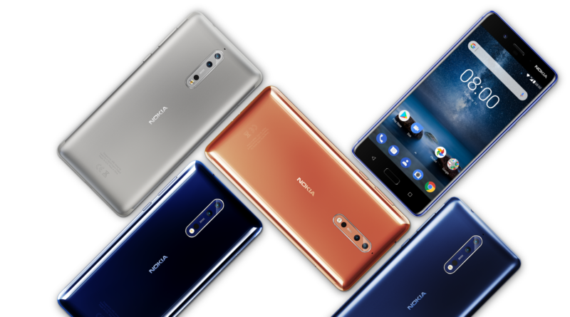 The Nokia 8 is now available in Kenya for Ksh.60,000