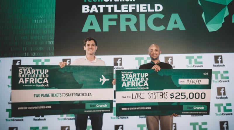Kenyan Startup Lori Systems wins TechCrunch Startup Battlefield Africa 2017